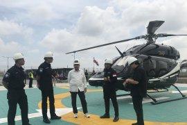 Heliport pertama di Indonesia beroperasi komersial mulai Oktober
