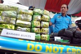 BNN: Sindikat internasional kini gunakan jalur baru selundupkan narkoba