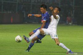 Arema FC kembali rebut Piala Presiden