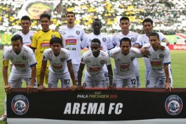 Mario Gomez resmi arsiteki Arema FC