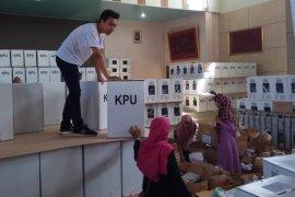 KPU Muarojambi siapkan 61 truk distribusikan logistik Pemilu ke desa