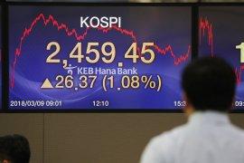 Info Bisnis - Bursa saham Seoul dibuka naik 0,22 persen
