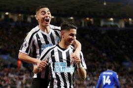Newcastle kalahkan Leicester 1-0