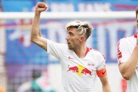 Leipzig menang 2-0 atas Wolfsburg