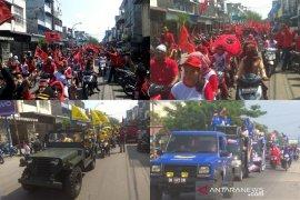 Empat parpol di Tanjungbalai absen kampanyekan Jokowi-Ma'ruf