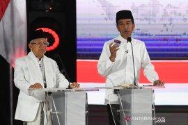 Jokowi tekankan infrastruktur dan dana desa kunci pemerataan