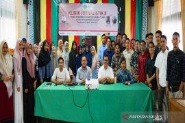 50 peserta ikuti klinik jurnalistik angkatan II
