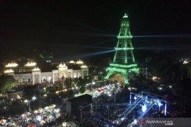 Menara Pakaya tampil dengan wajah baru