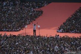 Jokowi akan konsentrasi bangun infrastruktur dan SDM