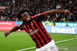 Hasil dan klasemen Liga Italia: Juve tersungkur, Roma dan Milan menang tipis
