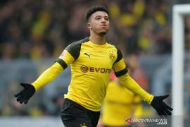 Dua gol Jadon Sancho antar Dortmund menang atas Mains