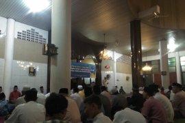 Warga Sukabumi gelar doa bersama untuk Pemilu damai