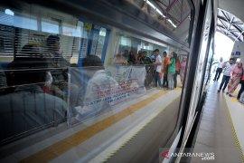 HUT BUMN ke 21, PT KAI gratiskan LRT Sehari Page 2 Small