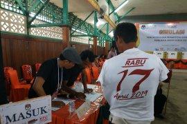KPU Kapuas Hulu gelar pleno terbuka Pemilu pada 1 - 3 Mei 2019