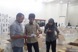 KPU Bangka Tengah: Surat suara pemilu sudah lengkap
