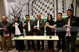 Penumpang bus Surabaya-Malang kini bisa bayar dengan uang elektronik