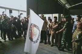 KPU mulai distribusikan logistik Pemilu di Kota Jambi