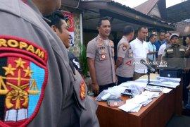 Terkait OTT Wabup Paluta, Kapolres: Memberi dan menerima kena pidana