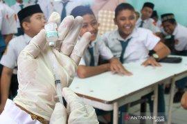 Imunisasi difteri di Aceh Barat