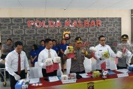 Polda Kalbar kembali gagalkan penyeludupan sabu gunakan jalur laut