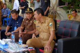 Sekda hadiri Apel Kesiapan dan Pergeseran Pasukan Polres Muaro Jambi