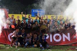 Pembukaan Liga 1 U-16 tandai ulang tahun PSSI ke-89