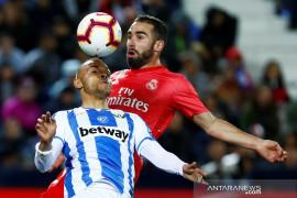 Carvajal: Real Madrid dibawah Zidane siap arungi kompetisi