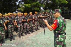 698 prajurit TNI siap bantu amankan pemilu di Bekasi