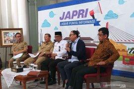 210 TPS di Kabupaten Bandung terendam banjir