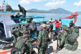 Pasukan pengamanan pemilu wilayah kepulauan