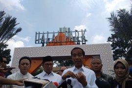 Presiden ceritakan permintaan tambahan kuota haji 10 ribu