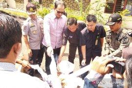 KPU Bangka musnahkan 20.288 lembar surat suara rusak