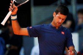 Djokovic ke semifinal Madrid Open tanpa hadapi Cilic