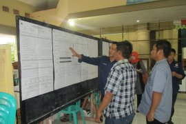 Jokowi-Ma'ruf mendominasi perolehan suara di TPS Lirboyo Kediri