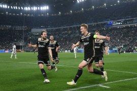 Udara segar dari Ajax di Liga Champions