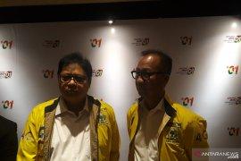 Koalisi partai pendukung tunggu hasil KPU