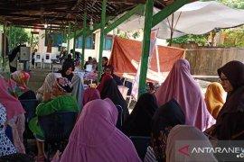 Masyarakat Penajam antusias gunakan hak pilihnya di TPS