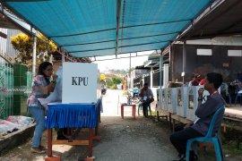 Jokowi unggul di TPS Malanu Sorong
