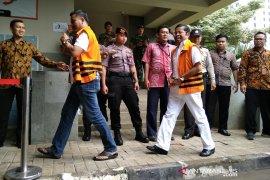 Tahanan KPK mencoblos di TPS Guntur
