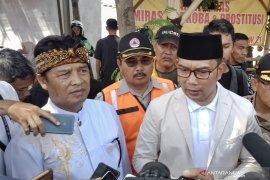 Emil sebut partisipasi pemilih di Bandung tidak terganggu banjir