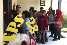 Kapolres Malang Kota pantau pelaksanaan Pemilu
