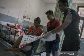 Pemungutan suara di RSHS Bandung