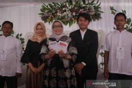 TPS Bupati Bogor seperti tempat resepsi pernikahan