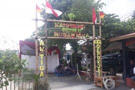 Kampoeng Pemilu Nusantara jadi TPS unik di Depok