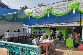 Antusias masyarakat Taktakan dalam pesta demokrasi
