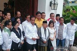 Jokowi terima ucapan selamat dari kepala negara sahabat
