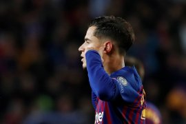 Philippe Coutinho dirundung Frustasi