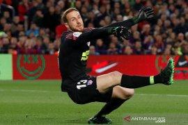 Atletico memerpanjang kontrak Oblak hingga 2023