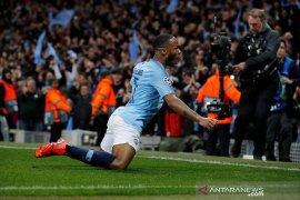 City disingkirkan Tottenham