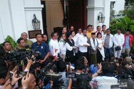 Jokowi terima ucapan selamat dari kepala negara